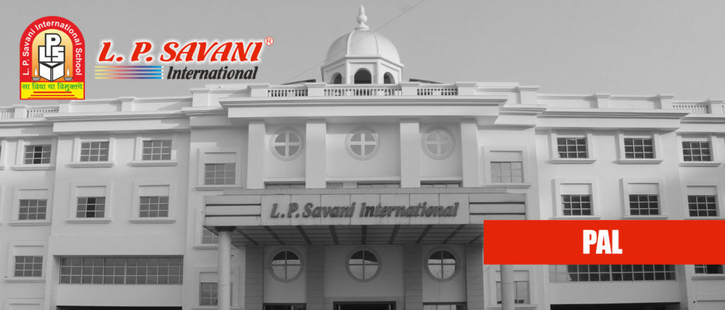 l p savani international school in pal adajan