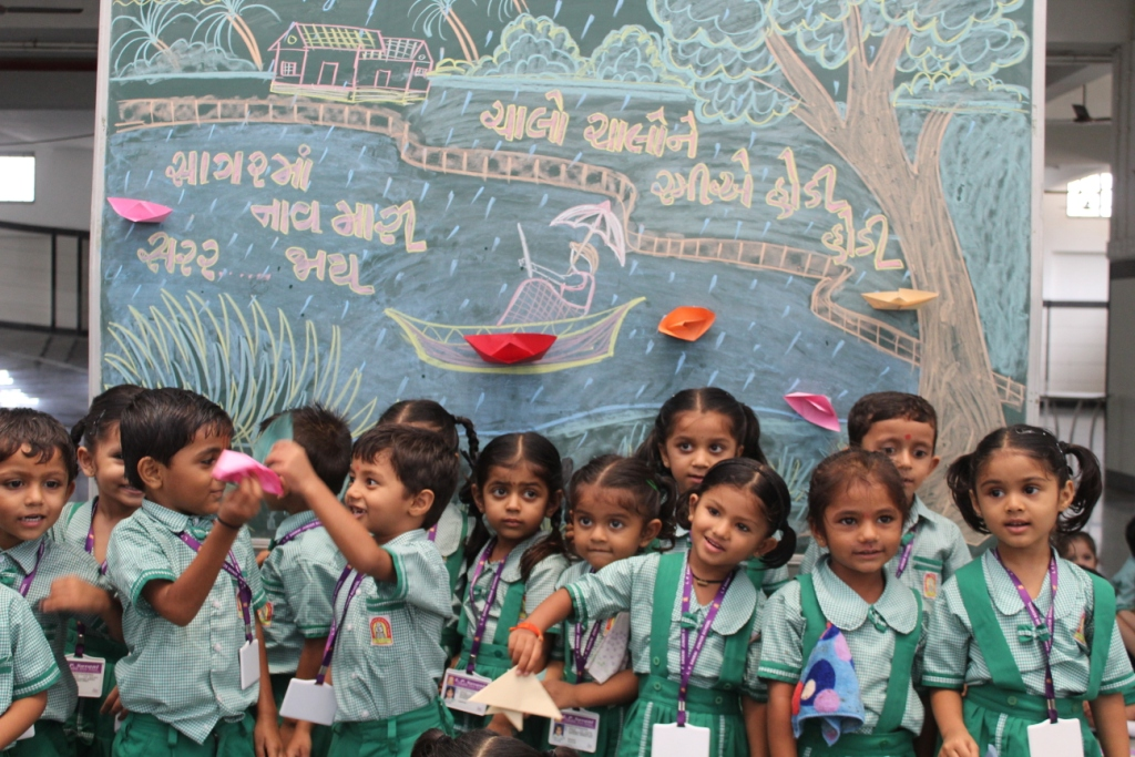BOAT ACTIVITY PRI-PRIMARY GUJARATI MEDIUM